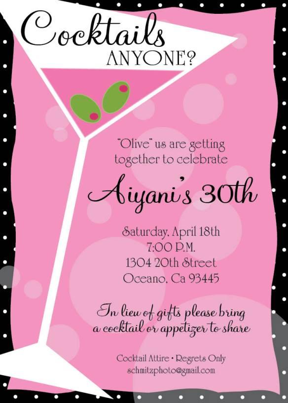 Aiyani's invite